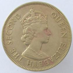 Pièce > 1penny, 1964-1967 - Jamaïque  - obverse