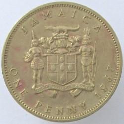 Pièce > 1penny, 1964-1967 - Jamaïque  - reverse