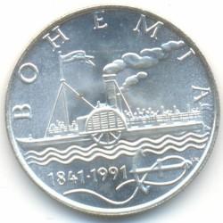 Moneta > 50corone, 1991 - Cecoslovacchia  (Boemia) - reverse