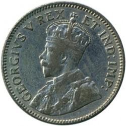 Moneta > 50centesimi, 1921-1924 - Africa Orientale Britannica  - obverse