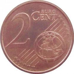 Moneda > 2céntimos, 2001 - España  - reverse