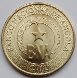 Coin > 1kwanza, 2012 - Angola  - obverse