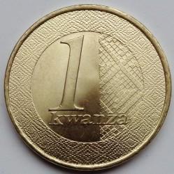 Coin > 1kwanza, 2012 - Angola  - reverse