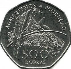 Moneta > 500dobras, 1997 - São Tomé e Príncipe  - reverse