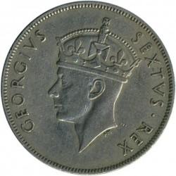 سکه > 1شیلینگ, 1948-1952 - آفریقای شرقی بریتانیا  - obverse