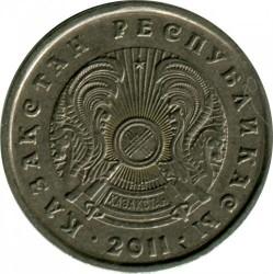 מטבע > 20טנגה, 1997-2012 - קזחסטן  - obverse