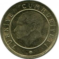 Moneda > 10kurus, 2015 - Turquía  - obverse