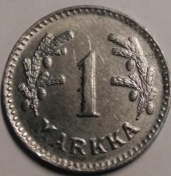 Münze > 1Mark, 1947 - Finnland  - reverse