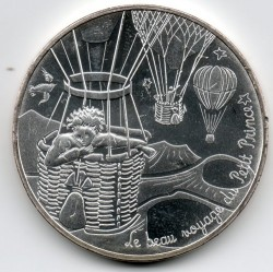 Coin > 10euro, 2016 - France  (Hot Air Balloon) - obverse