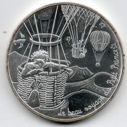 Coin > 10euro, 2016 - France  (Hot Air Balloon) - reverse