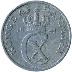 Монета > 5ере, 1941 - Данія  - obverse