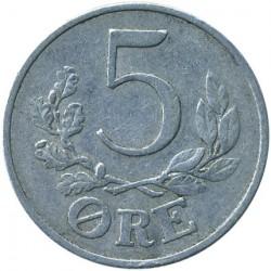 Монета > 5ере, 1941 - Данія  - reverse