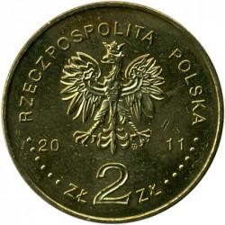 Moneda > 2zlote, 2011 - Polonia  (Revuelta de Silesia) - reverse