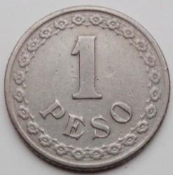 Moneta > 1pesas, 1925 - Paragvajus  - reverse