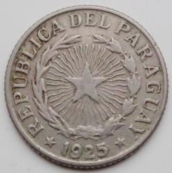 Монета > 2песо, 1925 - Парагвай  - obverse
