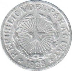 Moneta > 2pesos, 1938 - Paraguay  - obverse