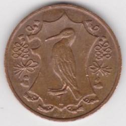 Moneta > 1penny, 1985-1987 - Isola di Man  - reverse
