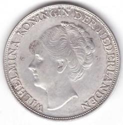 Monēta > 1guldenis, 1943-1945 - Nīderlande  - obverse