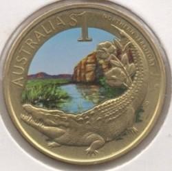 Moneta > 1dolar, 2009 - Australia  (Terytorium Północne) - reverse