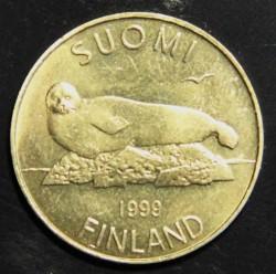 Moneda > 5marcos, 1999 - Finlandia  - obverse