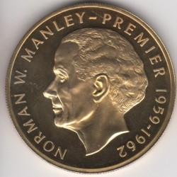 Münze > 5Dollar, 1974-1979 - Jamaika  - reverse