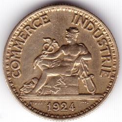 Moneta > 50centesimi, 1921-1929 - Francia  - obverse